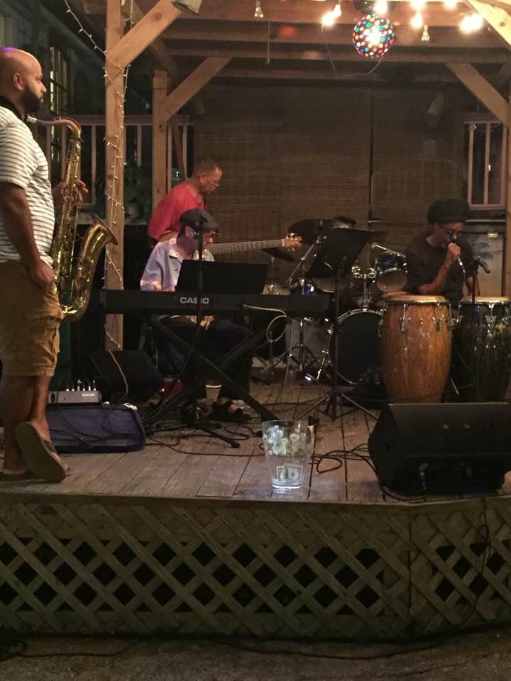 Jazz at Tillett Gardens (July 12, 2017)