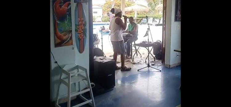 Live w/Reggae Dynasty at Sudi's At Sapphire!